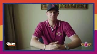 Skipper Steve Smith - #GulfGoFarHarBaarPerformer of the RPSG Vs MI Match