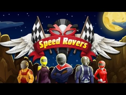 Speed Rovers - (iOS/Android/WinPhone/Win8) Gameplay Preview Trailer | Official Mobile Game (2015)