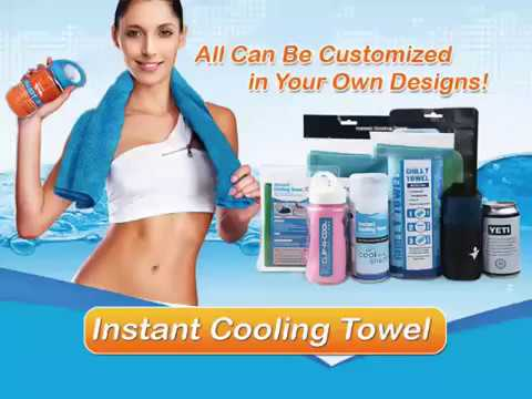 Magic Cooling Towel Youtube