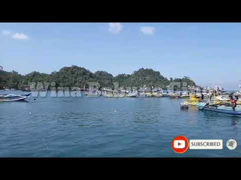 Pantai Sendang Biru Malang //Bisa Nyebrang Ke Pulau Sempu