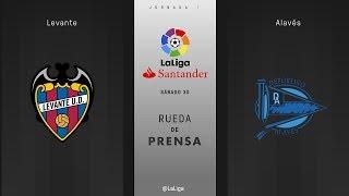 Video Gol Pertandingan Levante vs Deportivo Alaves