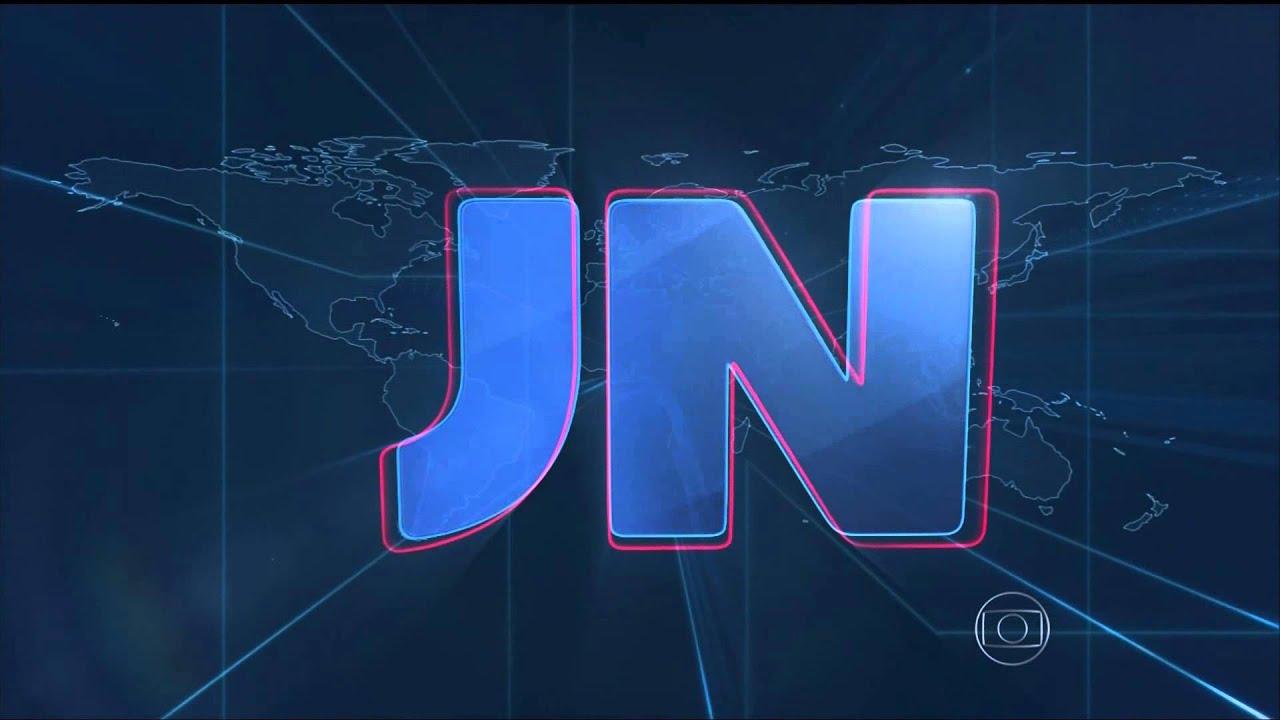HD Jornal Nacional Vinheta 2015 YouTube