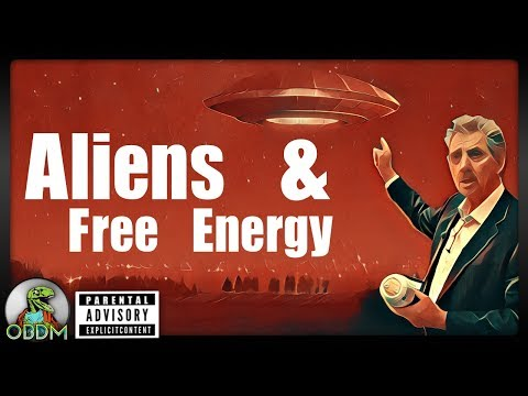The Aliens are Here + Free Energy |  Robert Bigelow | OBDM Podcast