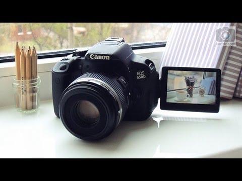 Canon EOS 650D - Совсем не игрушка, но для взрослых