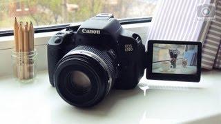 Canon EOS 650D - Совсем не игрушка, но для взрослых(http://kaddr.com | http://vk.com/kaddrcom | https://twitter.com/kaddrcom Полный текстовый обзор с примерами фотографий и рекомендациями..., 2012-11-17T11:25:16.000Z)