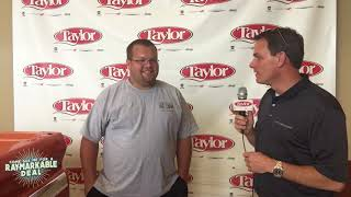 Testimonial Review by Terry: 2018 Ram 1500 at      Taylor Chrysler Dodge in Bourbonnais IL