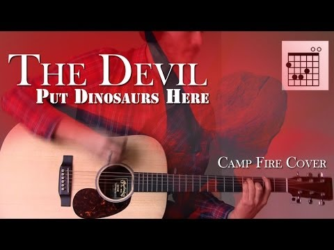 The Devil Put Dinosaurs Here - Alice in Chains | Acoustic Cover