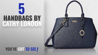 Top 10 Cathy London Handbags 2018 Cathy London Women 39 s Handbag Colour- Blue Material- Synthetic