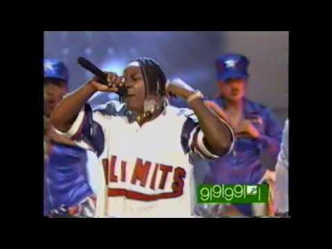 Master P Make'Em Say Live 1998 MTV VMA