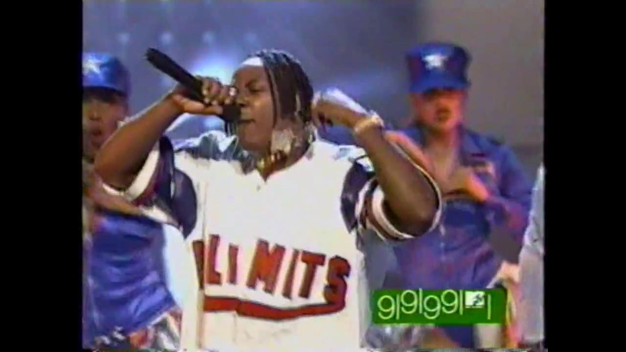 Master P Make'Em Say Live 1998 MTV VMA - YouTube