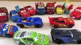 Disney Pixar cars 3 Maddy Mcgear diecast review