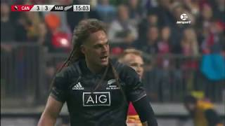 HIGHLIGHTS: Māori All Blacks v Canada