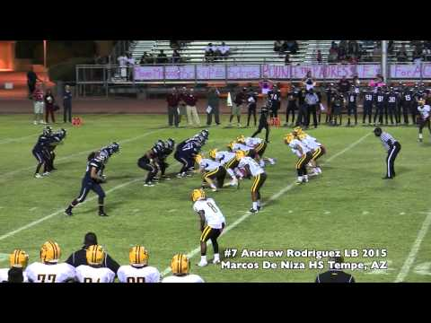 Andrew Rodriguez Sophomore Highlights (2012)