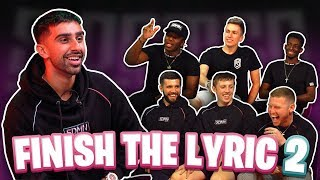 SIDEMEN FINISH THE LYRIC 2