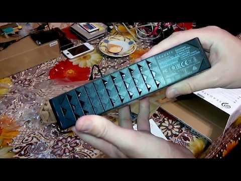 Жорсткий диск Seagate Expansion 4TB STEB4000200 3.5 USB 3.0 External Black