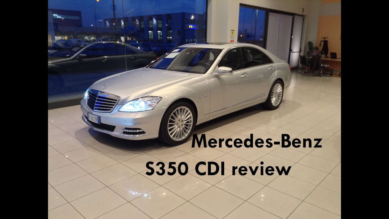 2012 mercedes benz s350 bluetec review and full tour for Mercedes benz s350 bluetec review