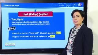 Şiir Bilgisi Konu Anlatımı 2 (Ölçü Kafiye Redif Ahenk) Türkçe