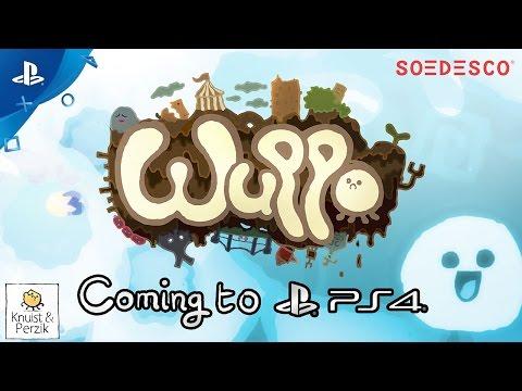 Wuppo - Announcement Trailer | PS4