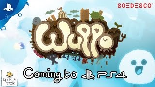 Wuppo - Announcement Trailer | PS4