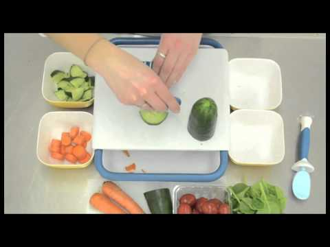 Culi-Kids Cookery Set, 2013 Core77 Design Awards Submission Video