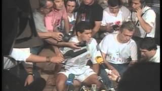 Perfil Maradona - Esporte Espetacular