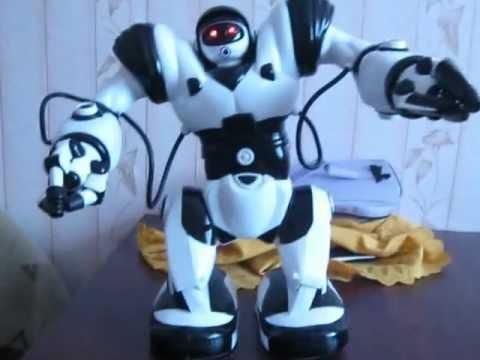 wowwee robosapien v2 robot manual