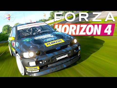 Die Hoonigans sind los! - FORZA HORIZON 4 Part 112 | Lets Play thumbnail