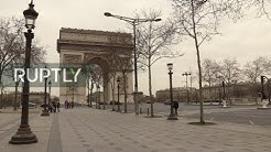 Live from Paris as France goes on lockdown amid coronavirus outbreak