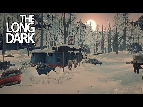Let's Play The Long Dark Interloper - 329 - Hauling Bear