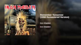 Remember Tomorrow (1998 Remastered Version)
