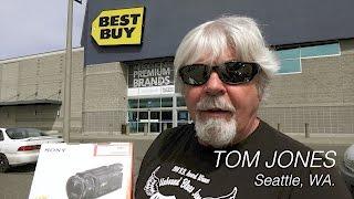 Tom Jones-Best Buy Extended Warranty