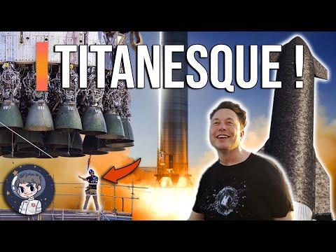 """SpaceX: """"LE RÊVE DEVIENT RÉALITÉ !"""" - Journal de la Starbase #3 - Le Journal de l'Espace - Starship"""