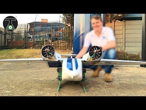 8 Amazing Science Fiction Drones