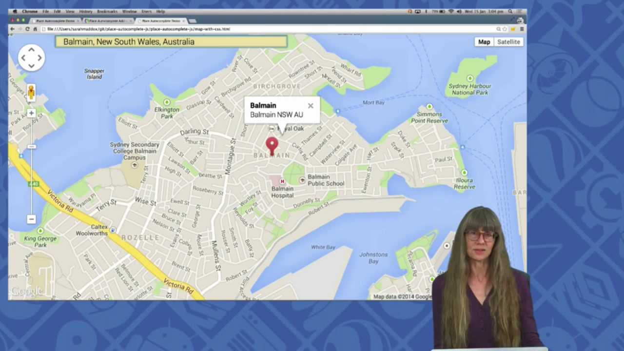 Autocomplete for Addresses and Search Terms | Maps JavaScript API