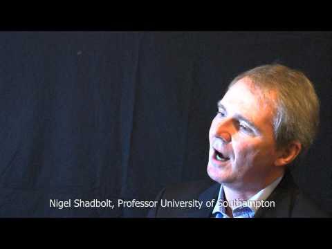Open Government Data, Nigel Shadbolt