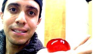 Edible Water Balls Solid Jello Part 2