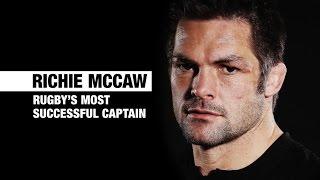 Richie McCaw's winning culture