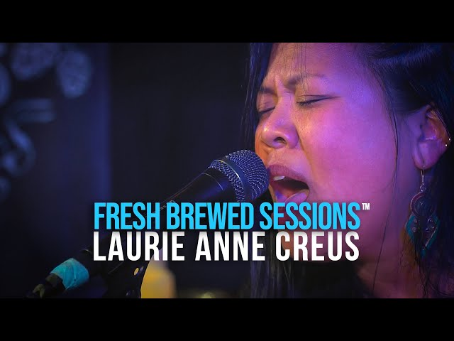Fresh Brewed Sessions | Laurie Anne Creus | Local Train