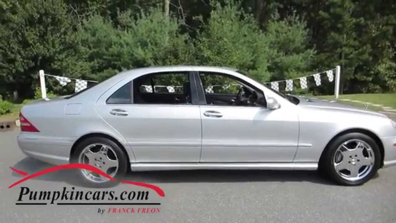 2002 mercedes benz s430 sport 4matic youtube for 2002 mercedes benz s430