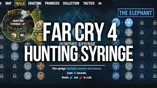 Far Cry 4 - How to Craft a Syringe