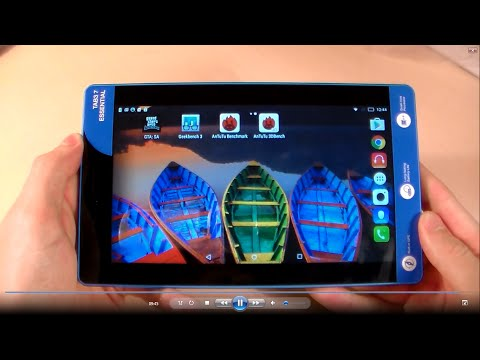 Save Обзор Lenovo TAB3 7 Essential 3G 710L (HD) Snapshots