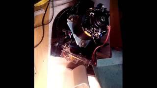 Ta'mirlash sharbatsiqqich Bosch qismi 2 (motor almashtirish)