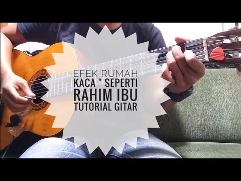 Belajar lagu gitar Efek Rumah Kaca - Rahim Ibu Simple & Praktis untuk pemula
