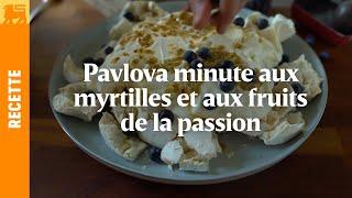 Pavlova-minute