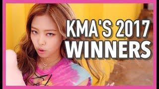 K-VILLE MUSIC AWARDS 2017: THE WINNERS