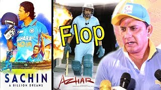 Azharuddin's Reaction On His Movie Azhar Being Called A FLOP While Sachin's Movie Declared A Hit