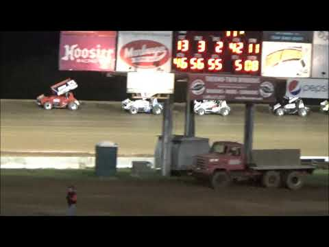 Lernerville Speedway - 410 Sprints - May 10th, 2019