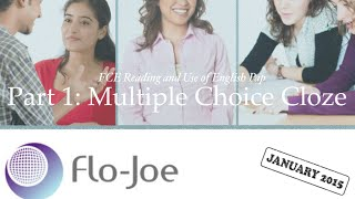 FCE Multiple Choice Cloze
