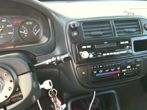 1996 EK Honda Civic Hatchback  YouTube