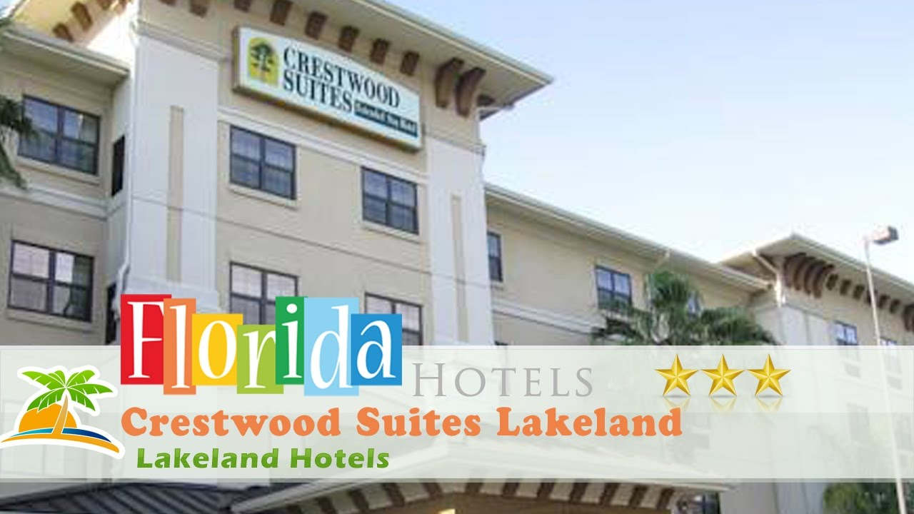 Crestwood Suites Lakeland Hotels Florida